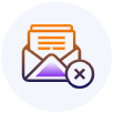 Email Cleaning Icon
